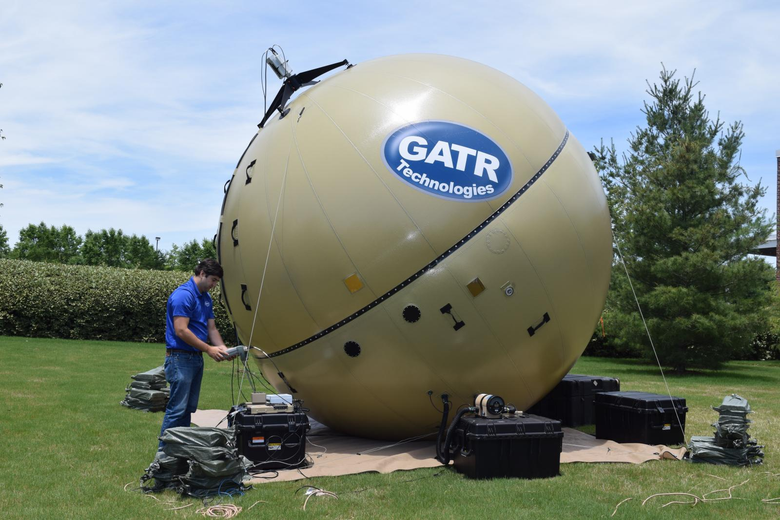 GATR Antennas: The Most Portable Satellite in the World
