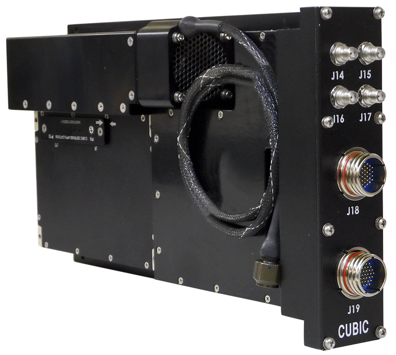 Secure Wideband Data Links | Cubic